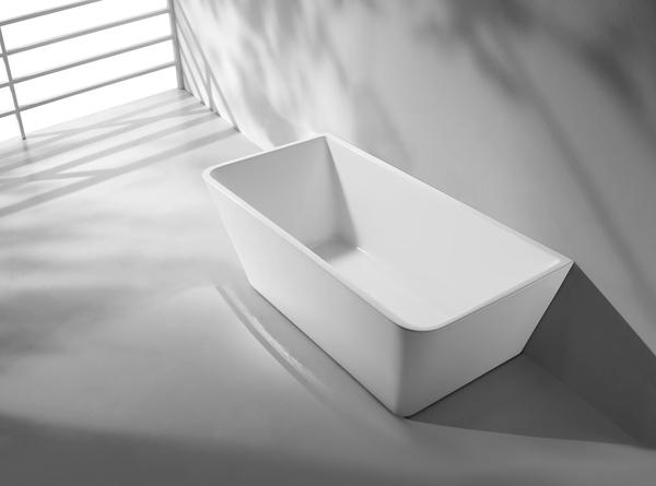 Form Square Freestanding Bath 1500mm
