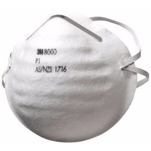Standard Disposable Particulate Respirator White 30 Pack
