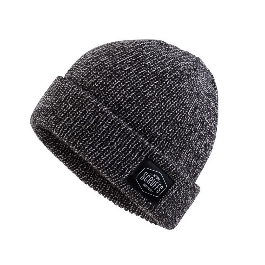 Vintage Microfleece Thermal Beanie Hat One Size Graphite T53062
