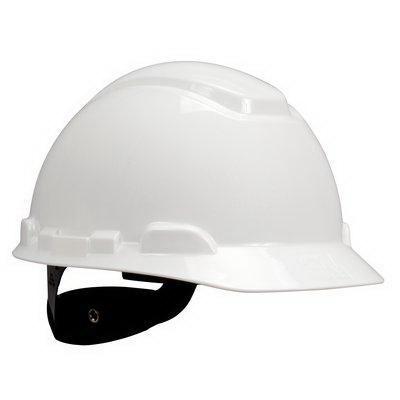 Peltor Universal UV Indicator Hard Hat Universal White
