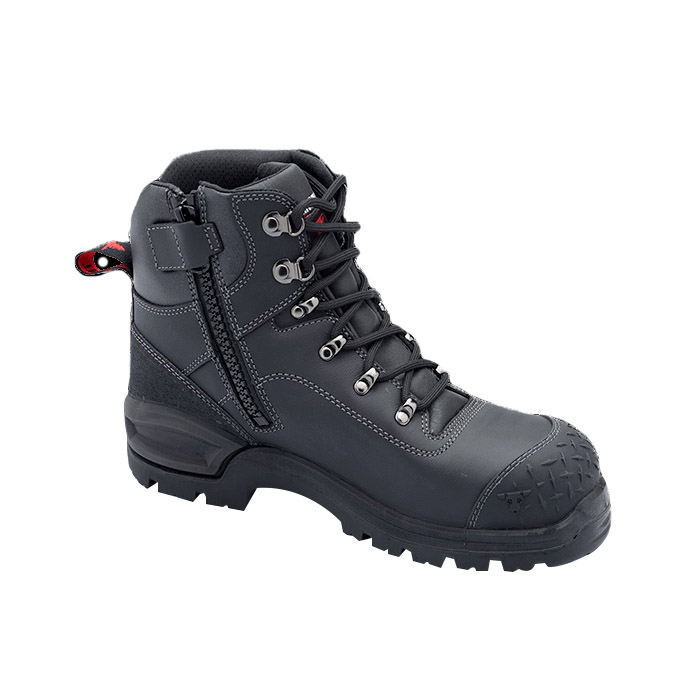 Crow 2.0 Bullhide Leather Safety Boots