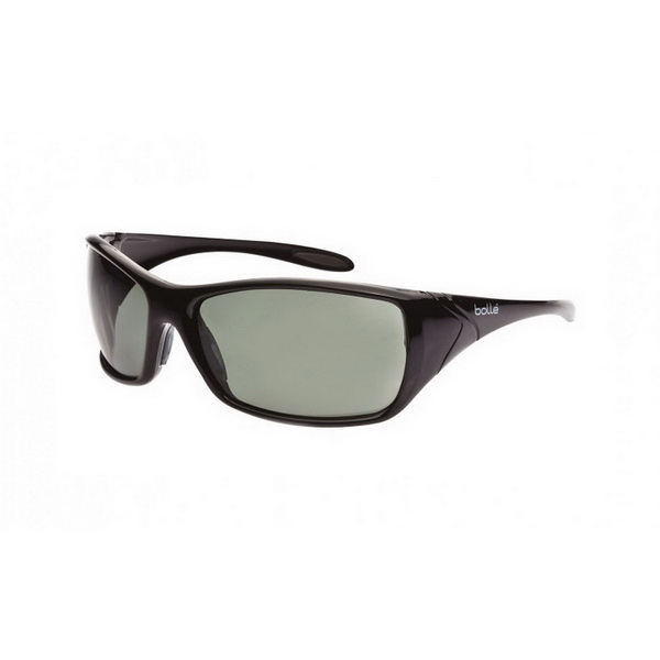 Voodoo Safety Glass Grey/Green Polarised Lens