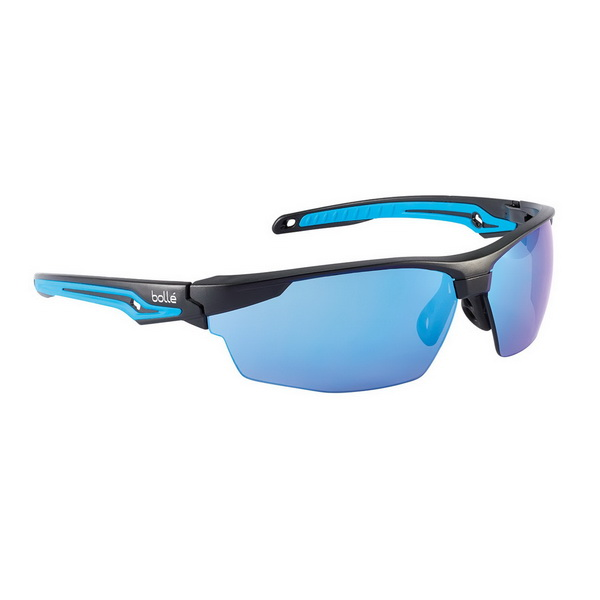Tryon Safety Glass Blue Flash AS/AF Lens