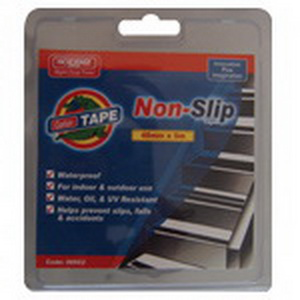Gator Non-Slip Tape 5m x 48mm Black 06662