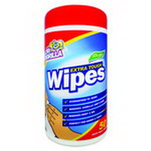 Extra Tough Wipes 50 pack