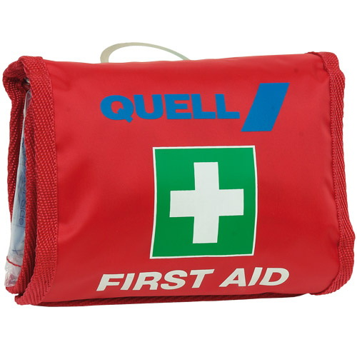 Safe-Wise Auto/Outdoor First Aid Kit Red SW002