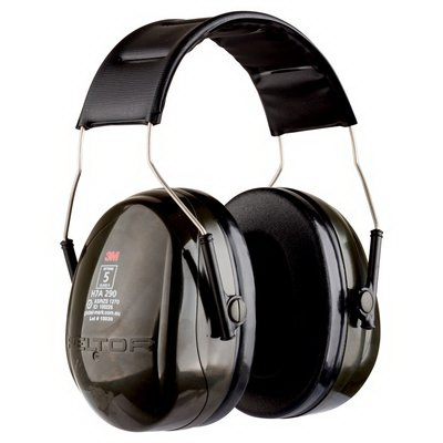 Peltor Earmuffs Handband Deluxe H7 Series