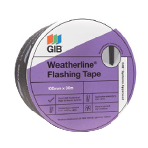 Weatherline Flashing Tape 100mm x 30m