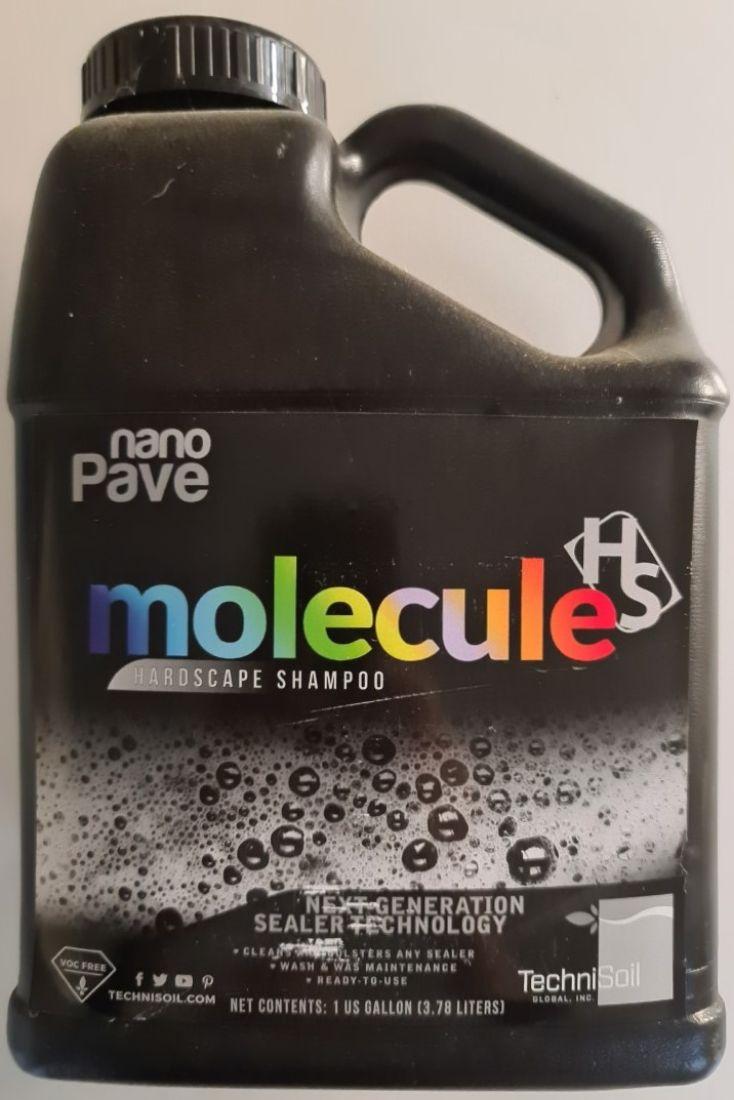 Molecule (Ds) Hardscape Shampoo 1 Gallon