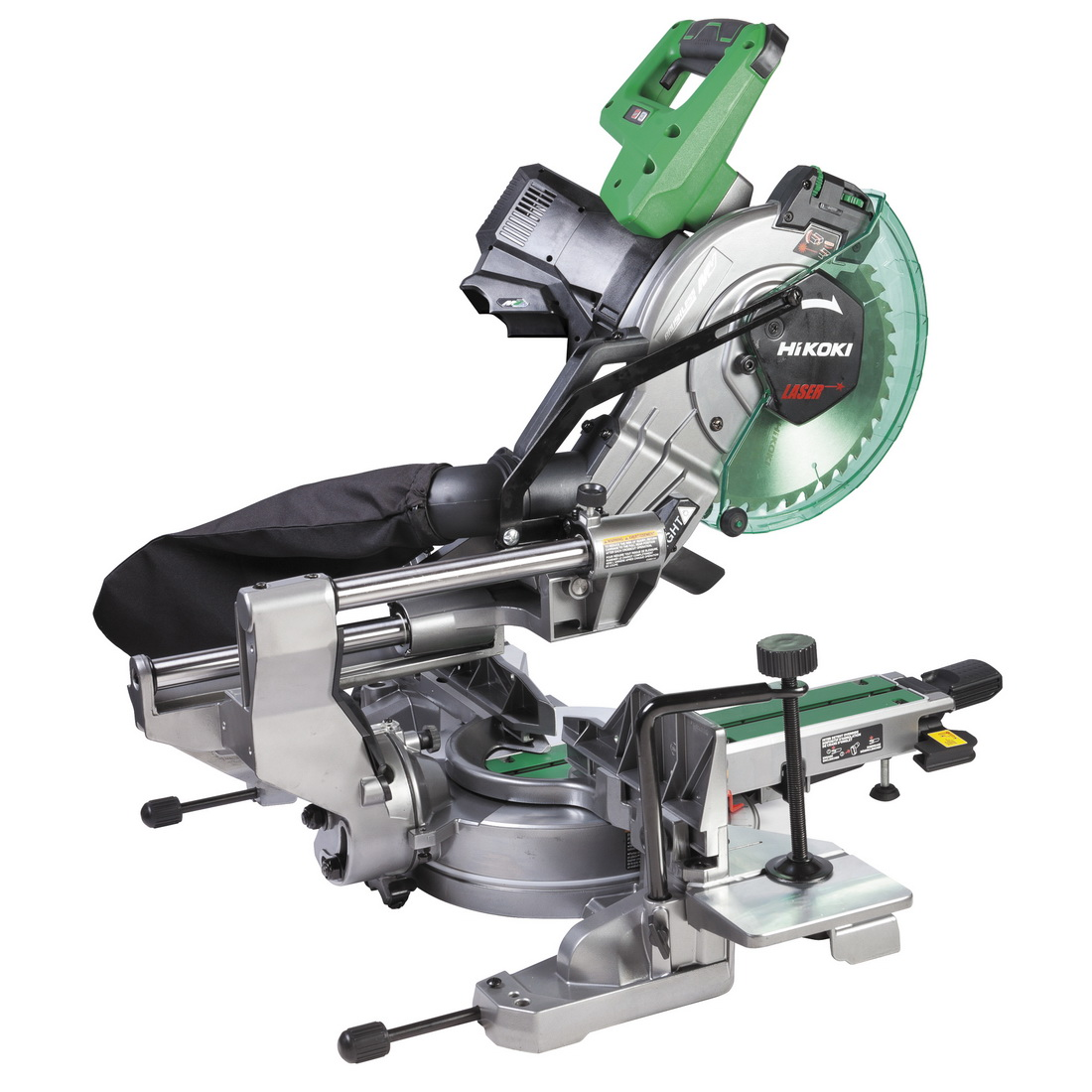 36V 255mm Li-Ion Cordless Brushless MultiVolt Compound Mitre Saw Skin
