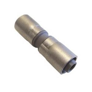 Inline Coupling 15mm Polybutene S15
