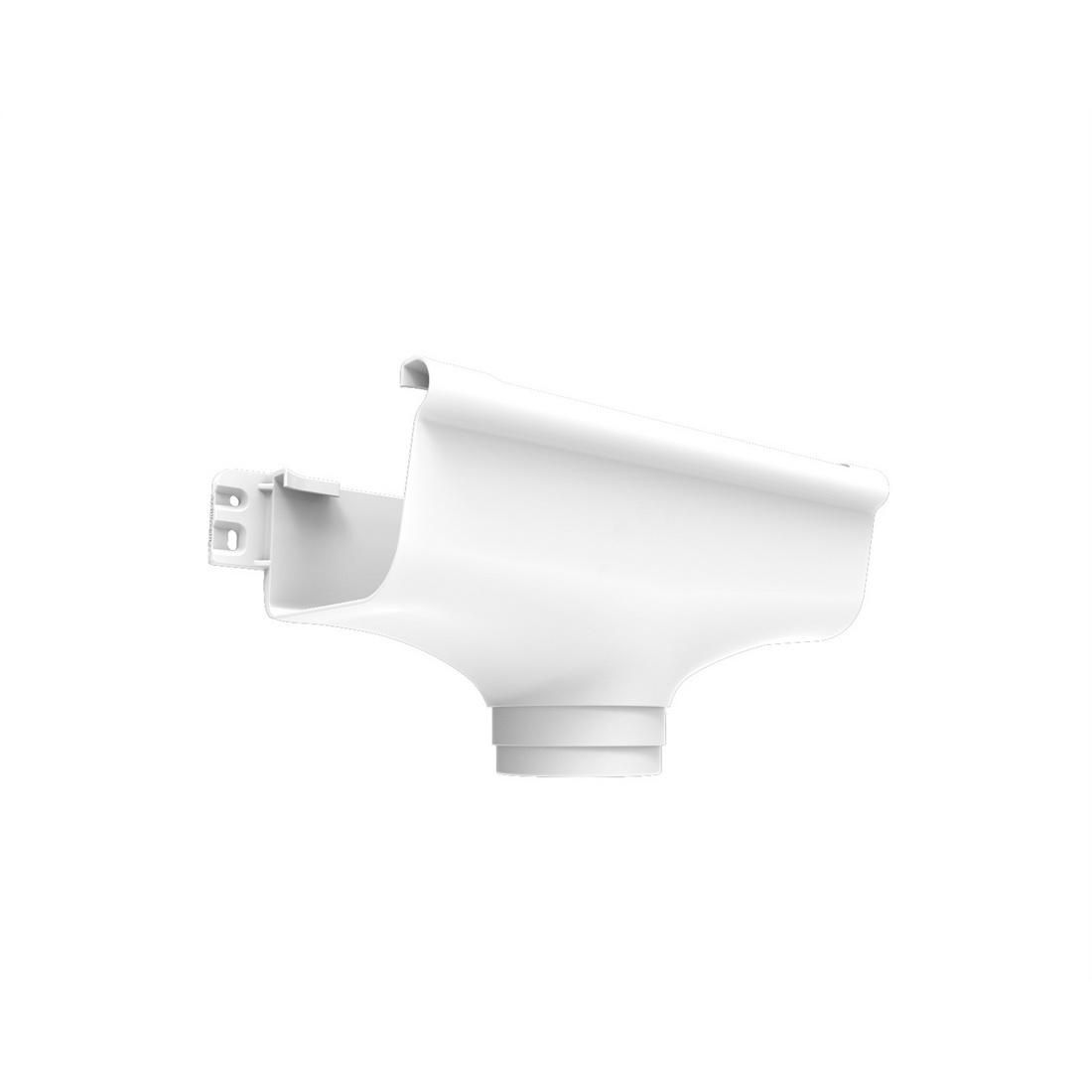 Stormcloud Expansion Outlet 65mm White