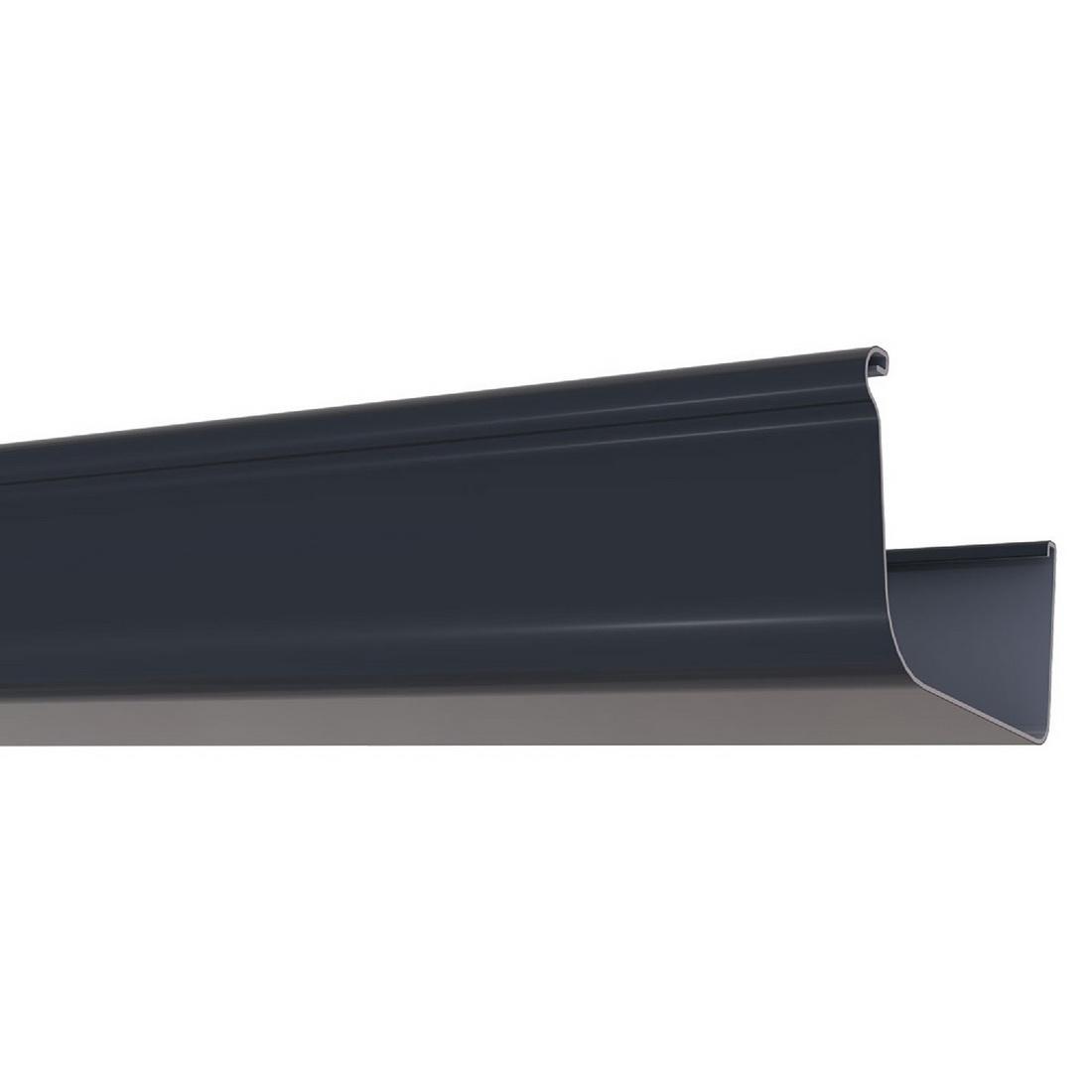 Stormcloud Stratus Design Series 4m Spouting Black