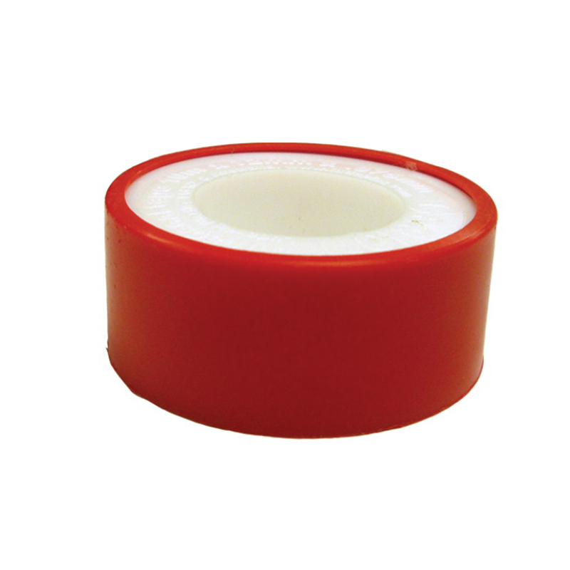 12mm x 10m  Plumbing Tape Red