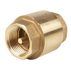 Hyd Check Valve Spring 32mm Brass