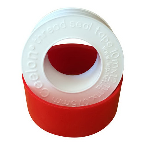 Shuk Engineering Ceelon Thread Sealing Tape 12mm x 10m PTFE CEL12