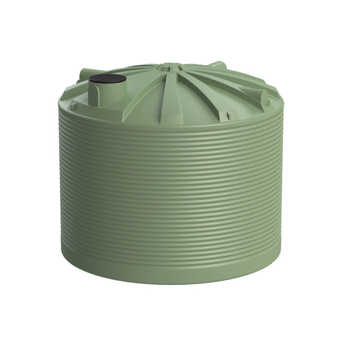 30000L Water Tank Mist Green