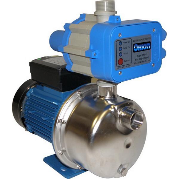 0.75kW Pressure Pump with Auto Press Control