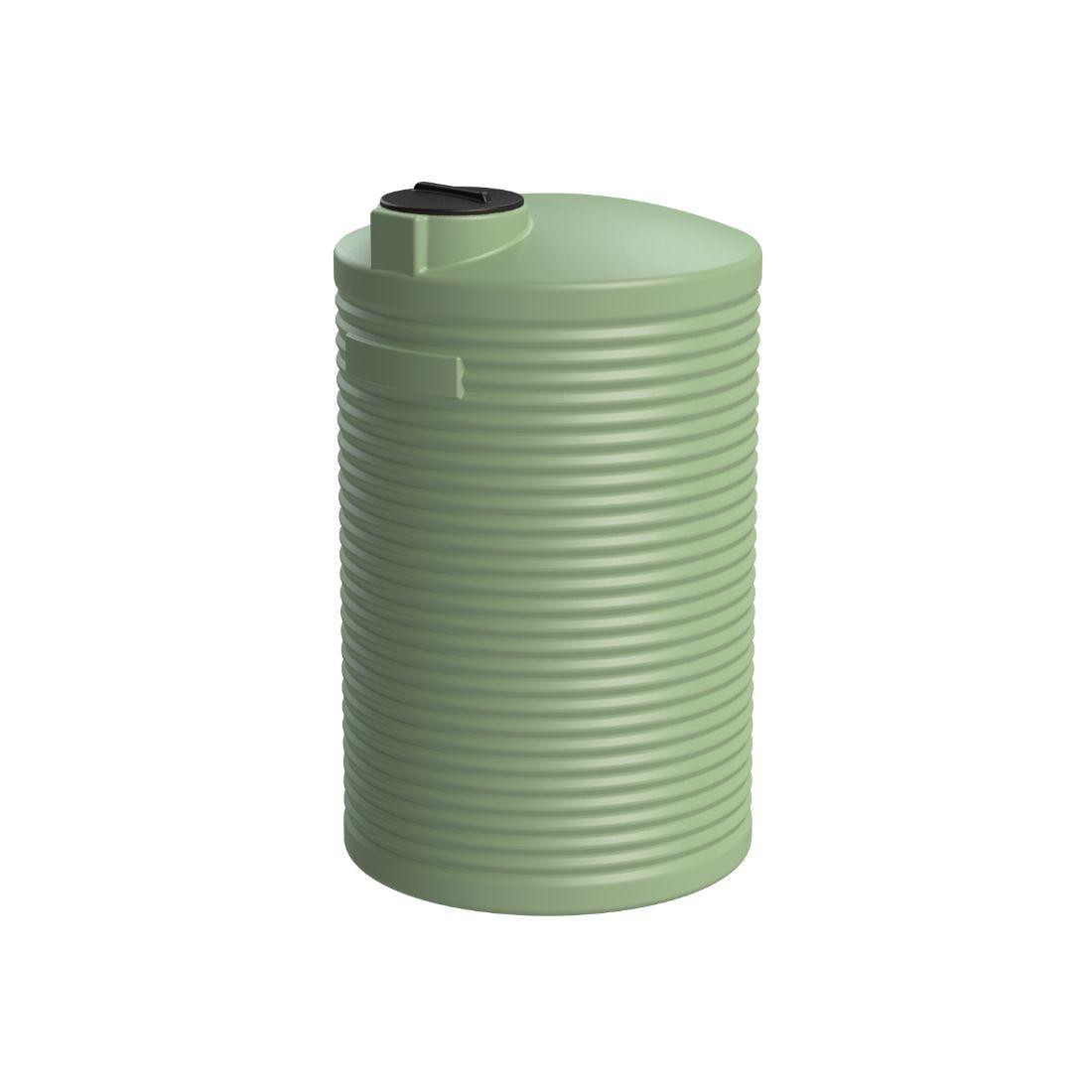 5000L Water Tank Mist Green