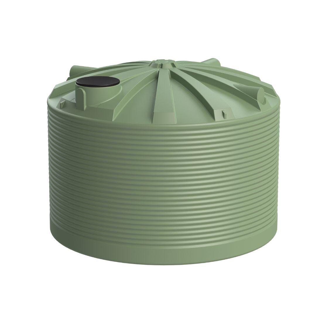 25000L Water Tank Mist Green