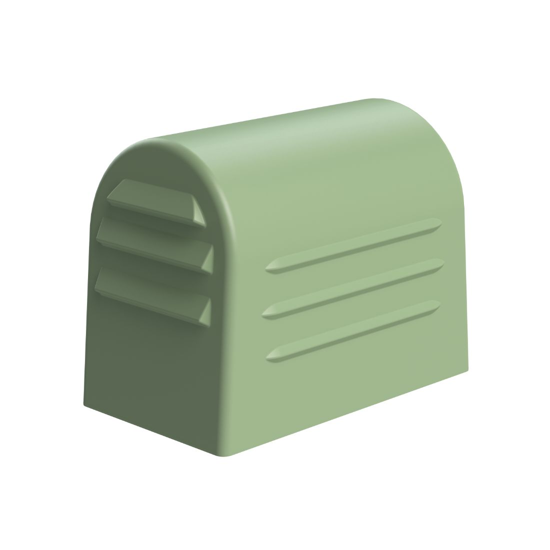 Small Pump Cover Mist Green