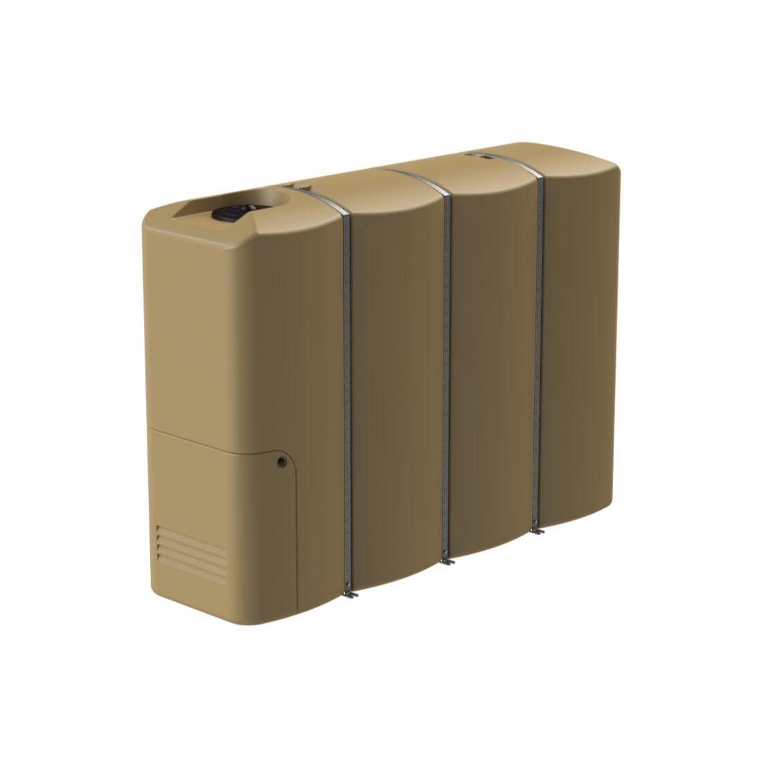 5000L Slimline Water TankTank Beige