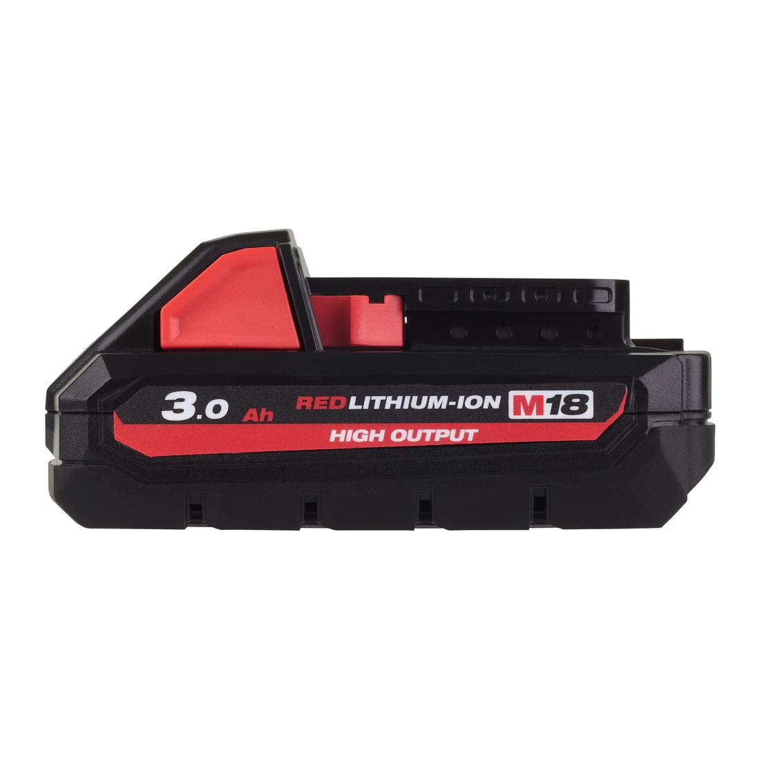 M18 REDLITHIUM High Output Battery 3.0Ah