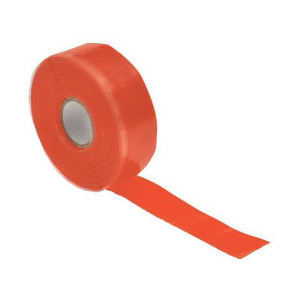 Self Fusing Silicone Tool Tape 10m X 25mm Hi-Vis Orange