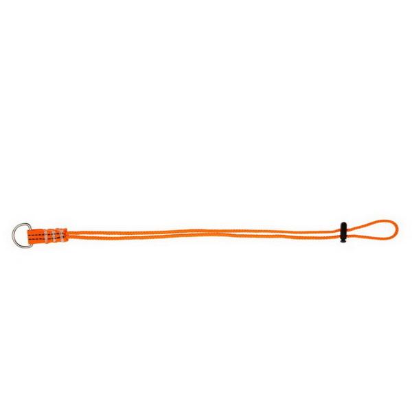 Web Tool Tail with Loop 50cm Hi-Vis Orange