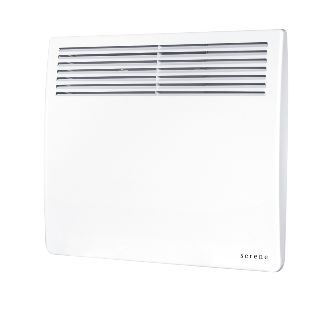 Serenity 1kW Wall Mounted Electric Panel Heater