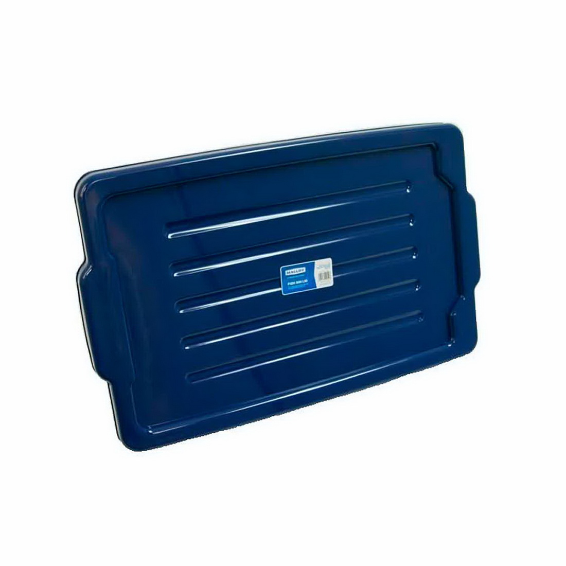 Lid For Fish Bin 52L Dark Blue S0052