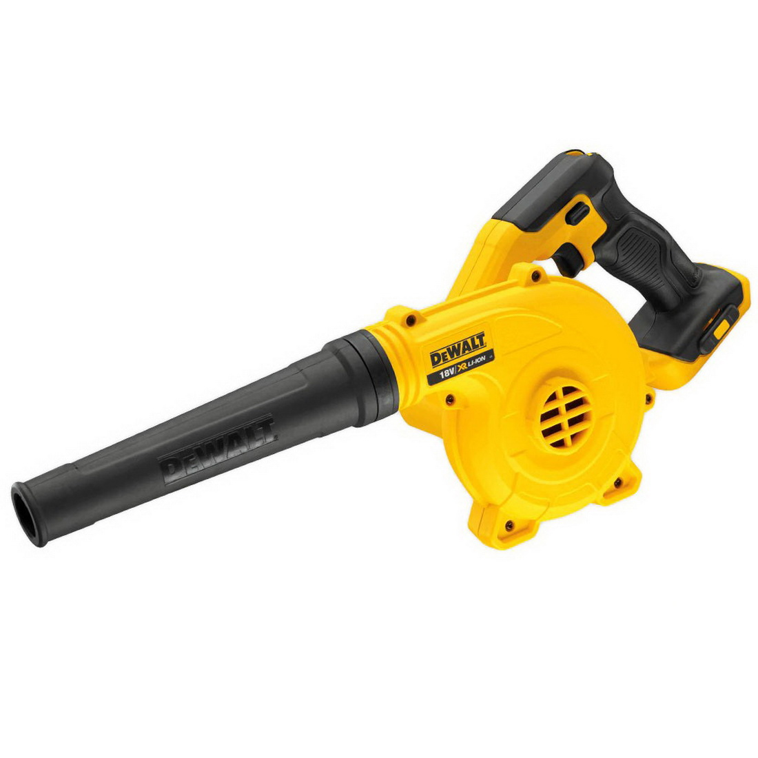 18V 265W Lithium-Ion Cordless Compact Jobsite Blower Skin
