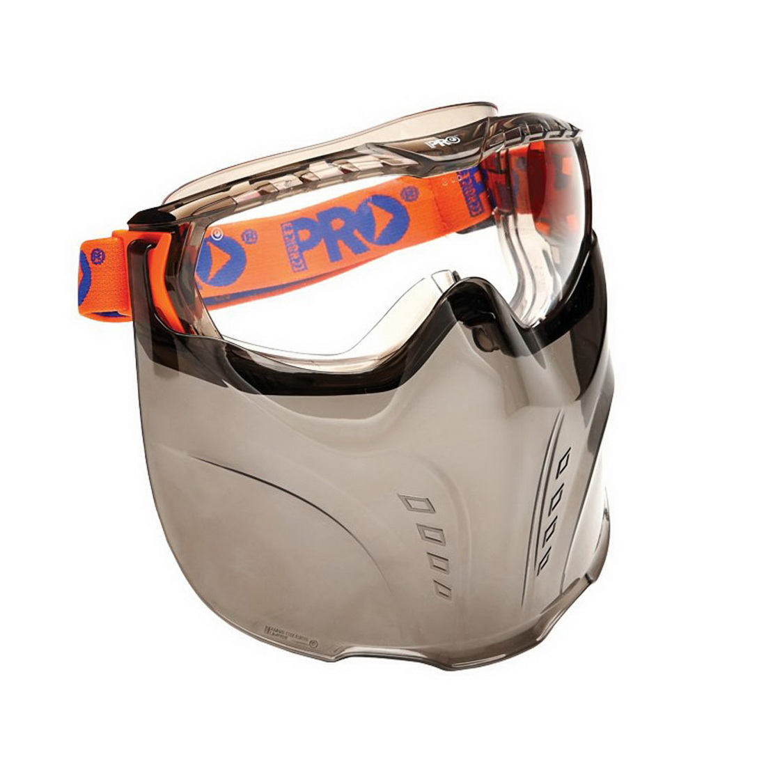 Vadar Safety Goggle/Mask Clear Lens
