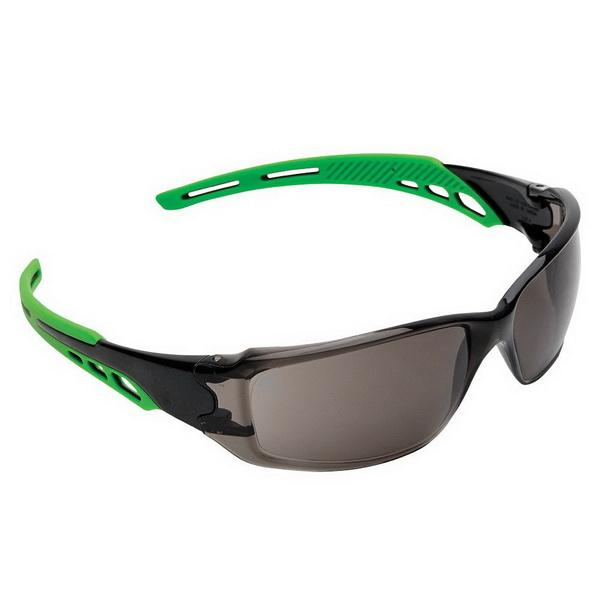 Cirrus Green Arms Safety Glass Smoke Anti-Fog, Anti-Scratch Lens