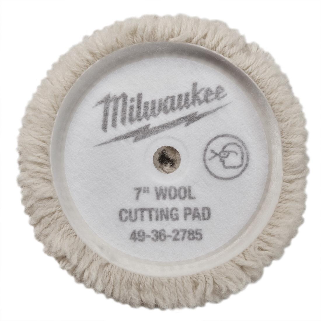 Wool Cutting Pad 180mm