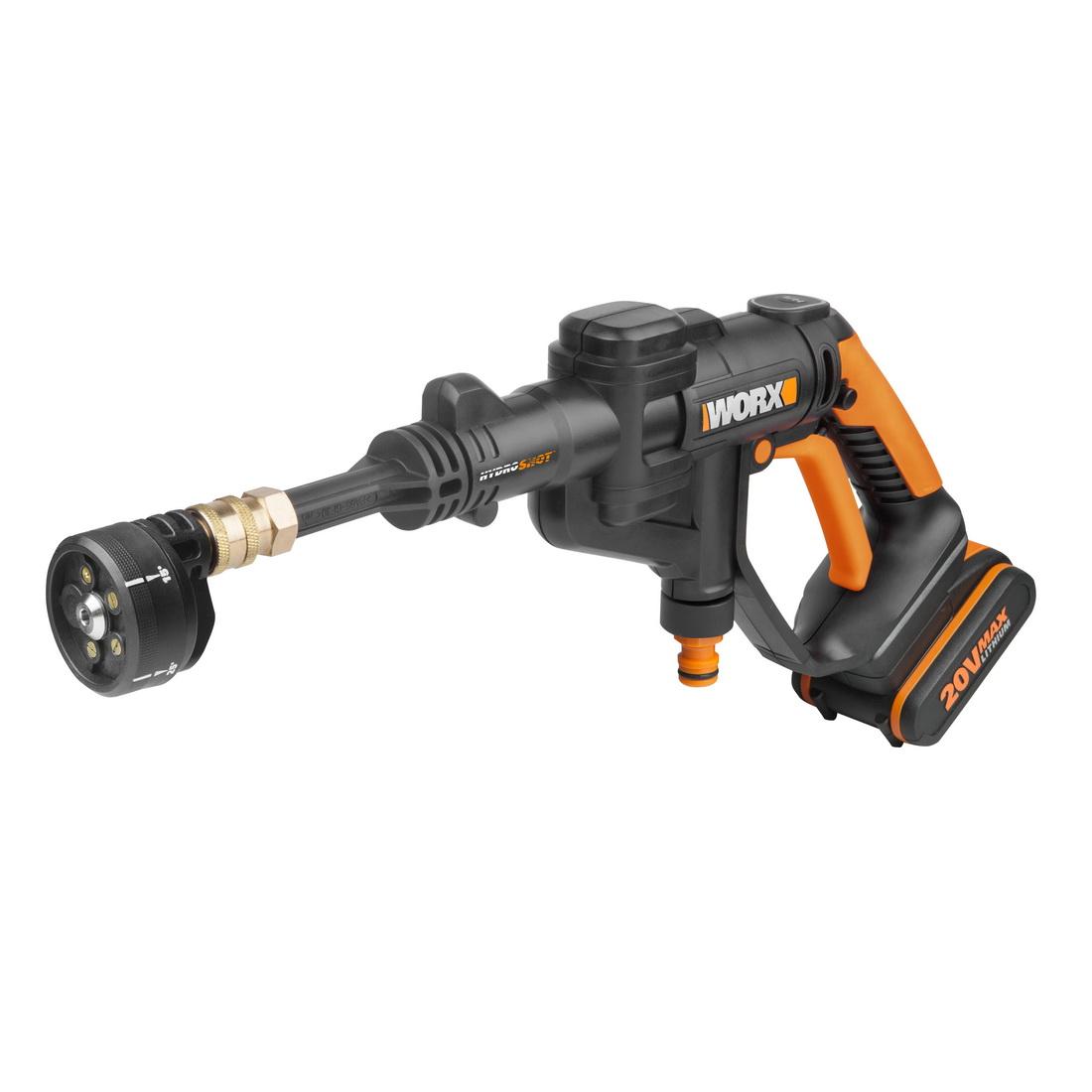 20V Hydro Shot Power Washer