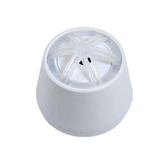 Micro 'Kitchen-friendly' Heat Alarm with Hush & 10yr Battery