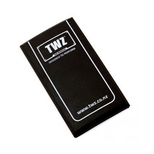 TWZ EVA Molded Knee Pad Black Pair