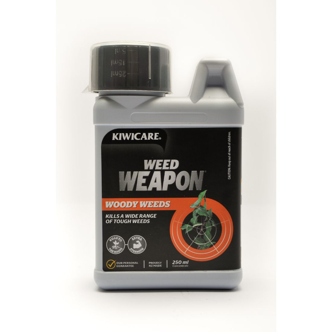 Weed Weapon Woody Weeds Herbicide Concentrate 200ml