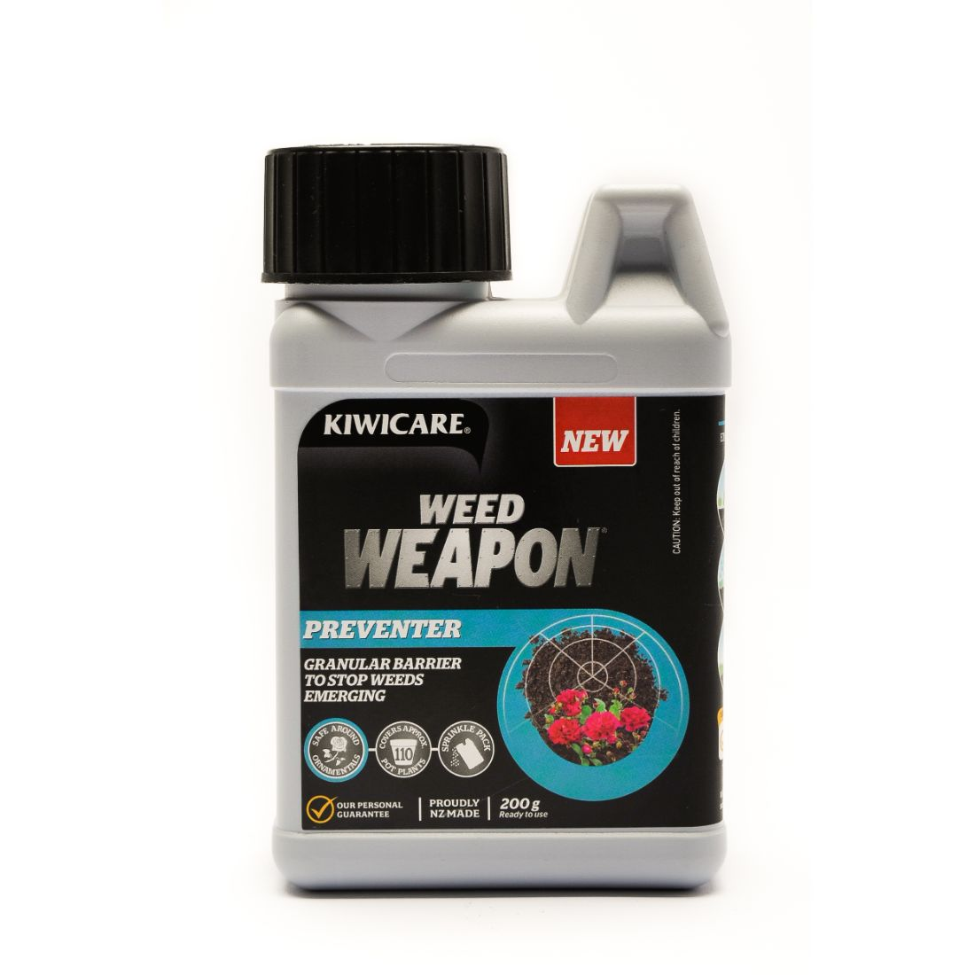 Weed Weapon Preventer Herbicide Shaker Pack 200g
