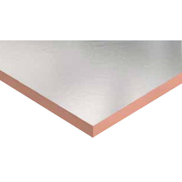 Kooltherm R1.9 2400X1200X40mm K10 G2 Soffit Board White