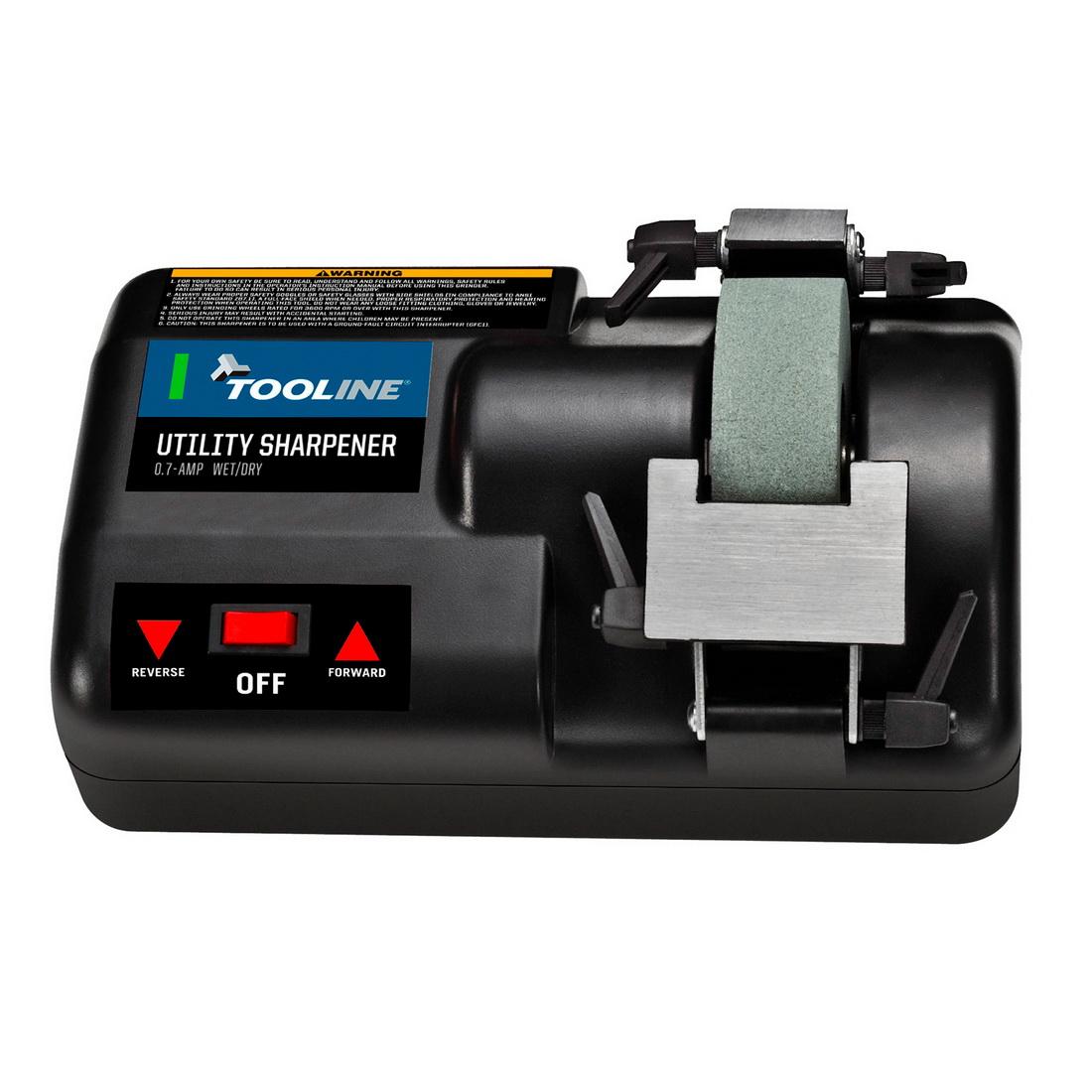70W 120 Grit Utility Wet Sharpener