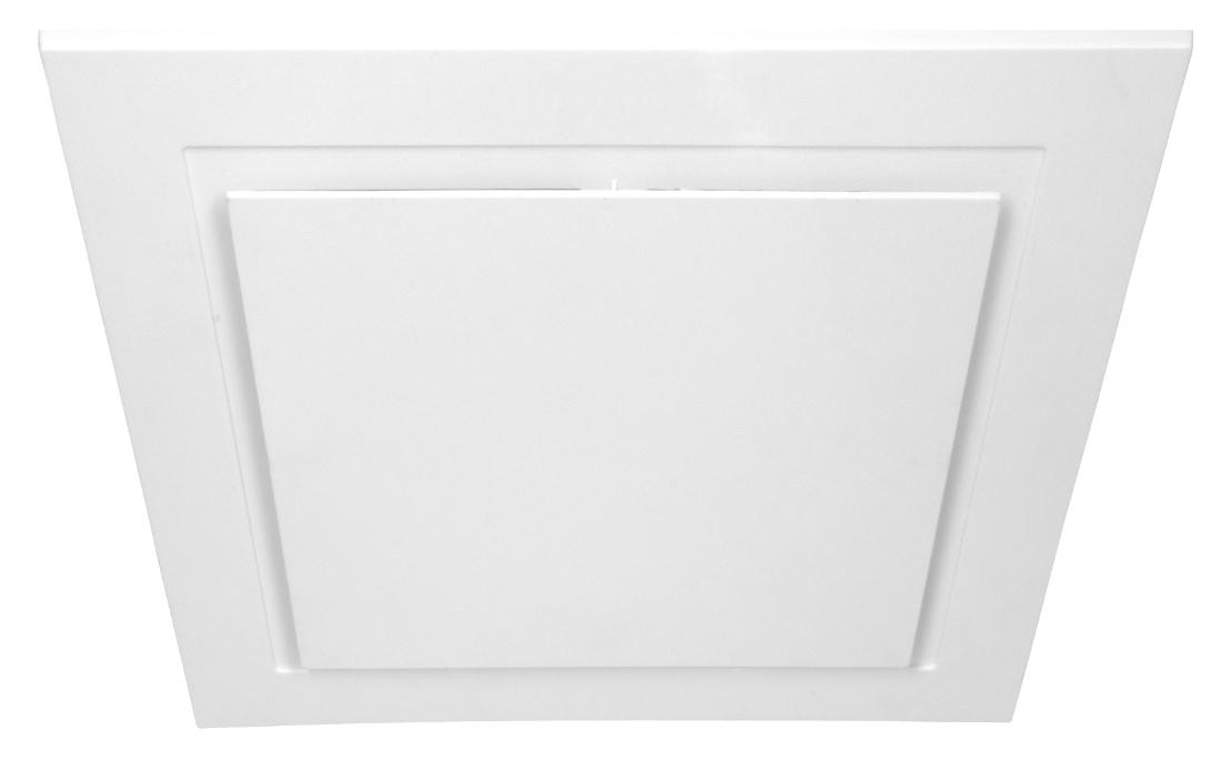 Contour System 200 Square Fascia White