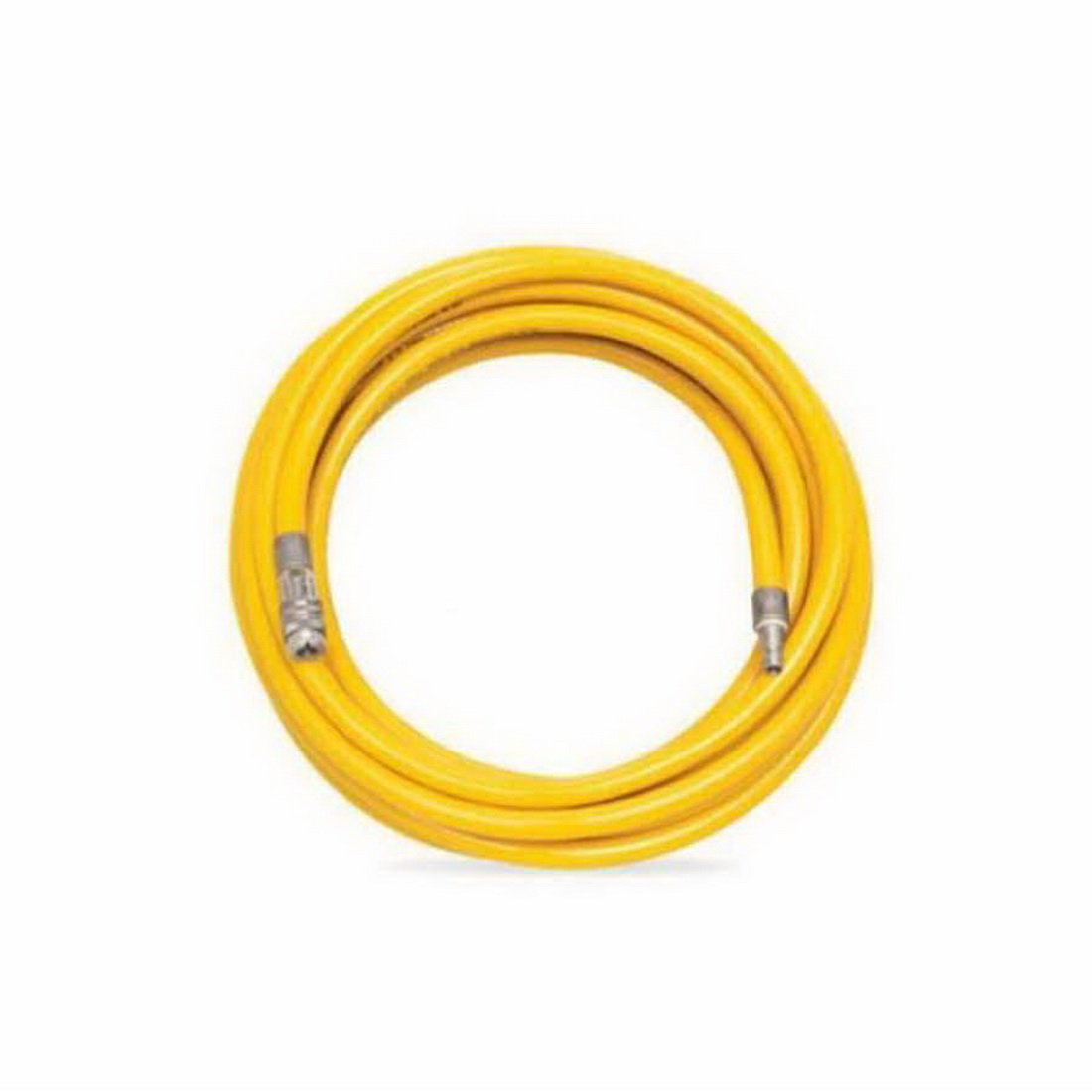 10m PVC Air Hose with Fittings