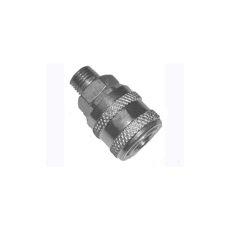 1/4in Male BSP Quick Coupler