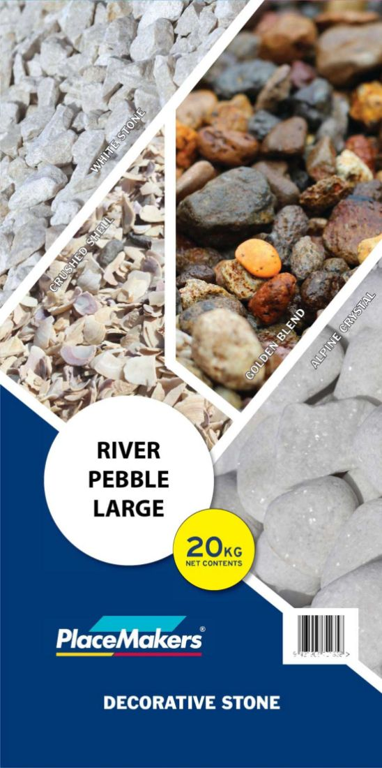 River Pebble Large 20kg