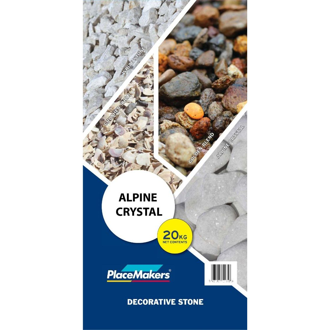 Alpine Crystal Medium 20kg
