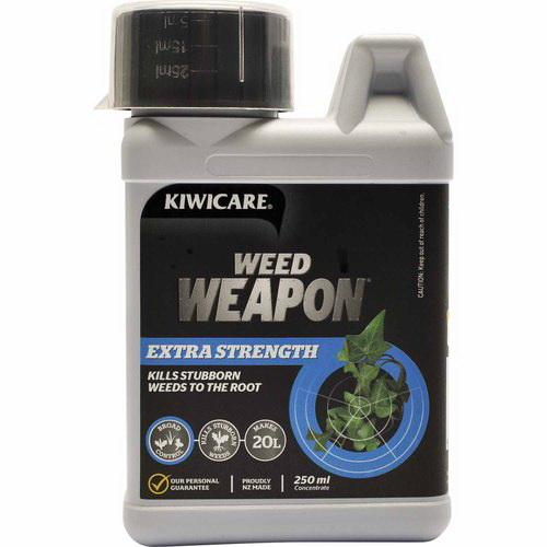 Weed Weapon Extra Strength Concentrate Weed Control 250ml
