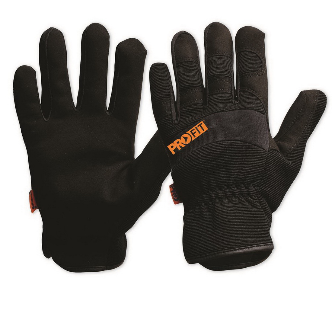 Profit Riggamate Mechanics Gloves Black