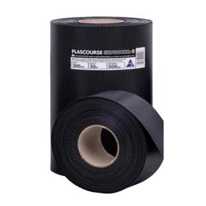 Plascourse Damp Proof Course 200mm x 30m DPC200